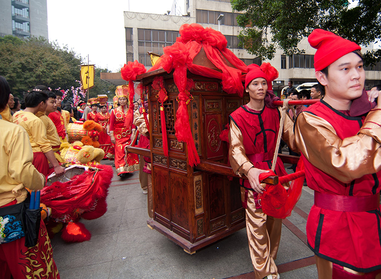 7 Fun Wedding Rituals From Around The World